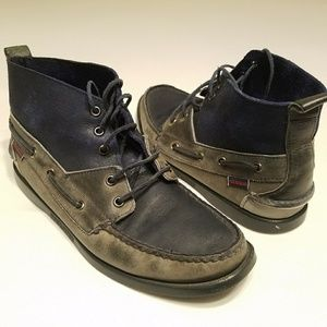 Sebago Docksides Leather Men's Boots 8.5